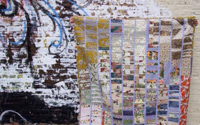 Heidi Parkes, artist as quilt maker