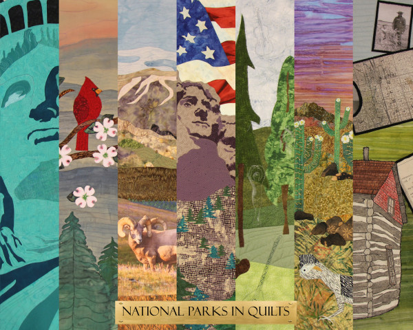 Quilt Retreats 2016 Ohio NPS quilts
