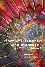 Announcing…Fiber Art Almanac 2013!