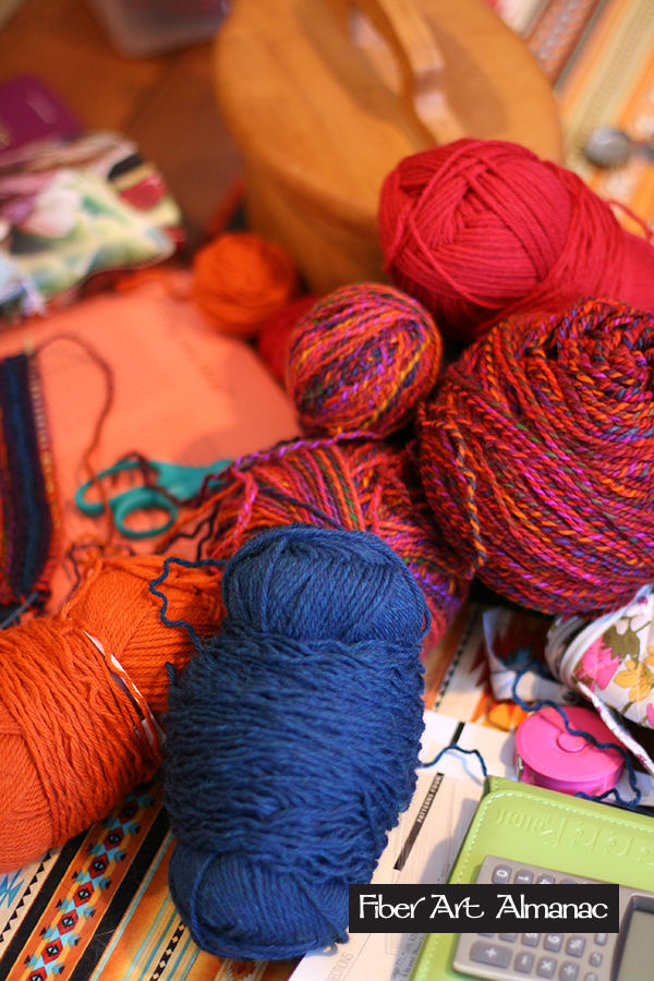 knitting with color