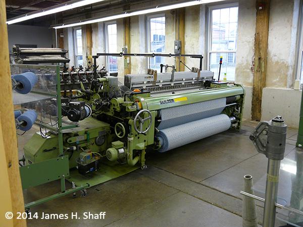 Amana woolen mill 1