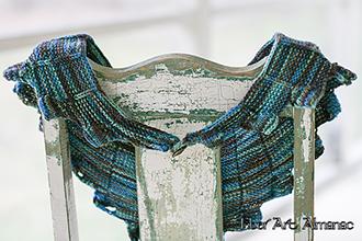Paula Knutzen is a knitters' knitter!