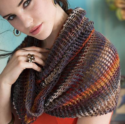 Knitting Veil Stitch : Veil Stitch Cowl Class Midwest Fiber Arts Trails
