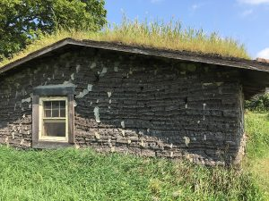 Sod House exterior