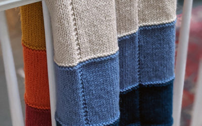 Liam Baby Blanket Pattern